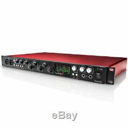 Focusrite Scarlett 18i20 USB 2nd Gen 2.0 Audio Interface with Protools First MINT