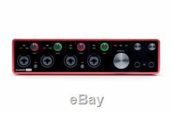 Focusrite Scarlett 18i8 USB Audio Interface 2nd gen grade A