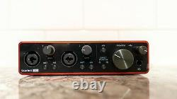 Focusrite Scarlett 2i2 3rd Gen. USB Audio Interface