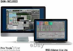 Focusrite Scarlett 2i2 3rd Gen. USB Audio Interface UPC 815301005162