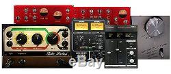 Focusrite Scarlett 2i2 Home Recording Bundle Studio Package with Pro Tools First