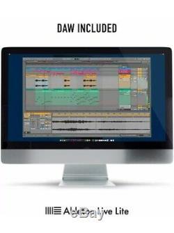 Focusrite Scarlett 2i2 Studio 3rd Gen USB Audio Interface + Ableton & Pro Tools