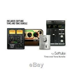 Focusrite Scarlett 2i2 USB Audio Interface, 3rd Gen