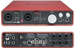 Focusrite Scarlett 6i6 USB Audio Interface 1st Gen