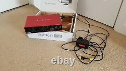 Focusrite Scarlett 8i6 (3rd Gen) USB Audio Interface Excellent Condition