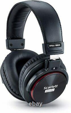 Focusrite Scarlett Solo Studio 3rd Gen USB Audio Interface