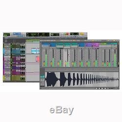 Home Recording Bundle HP Laptop Speakers Focusrite Studio Package Pro Tools