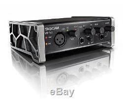 Home Recording Cubase Software Tascam Interface + Bundle Studio Package