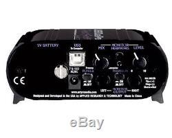 Home Recording Pro Tools Bundle Studio Package Midi 32 Behringer Art Software