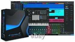 Home Recording Studio One Prime Bundle Studio Software Package M-Audio Mackie