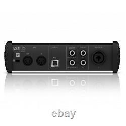 IK Multimedia AXE I/O SOLO 2x3 USB Guitar Audio/MIDI Interface