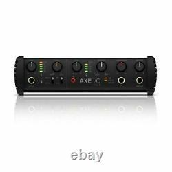 IK Multimedia AXE I/O Solo USB Audio Interface