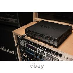 IK Multimedia Axe I/O Premium Audio Interface with Advanced Guitar Tone Shaping