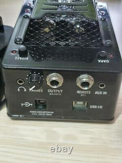 LANEY IRT-Pulse Iron Heart Tube/Valve Pre-Amp & USB Guitar Audio Interface