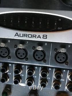 Lynx Aurora 8 USB Audio interface