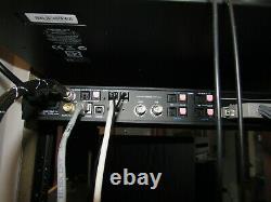 MOTU 112D 112 in 112 out Thunderbolt / USB2 audio interface MADI / AES / EBU / A