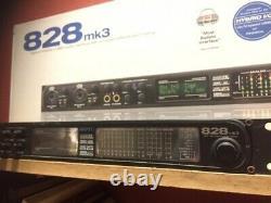 MOTU 828 mk3 Hybrid Firewire USB2 Audio Interface Soundcard