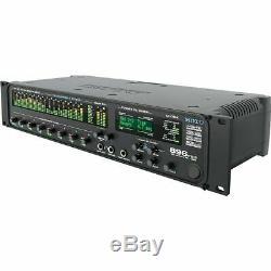 MOTU 896mk3 Hybrid 28x30 FireWire/USB 24-bit/192kHz Audio Interface
