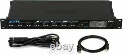 MOTU 8pre 16x12 USB Audio Interface and Optical Expander with 8 Mic Preamp Pre