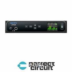 MOTU LP32 USB AVB Interface with MADI INTERFACE NEW PERFECT CIRCUIT
