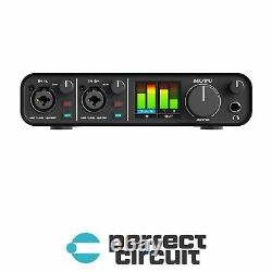 MOTU M2 2-In / 2-Out USB Audio Interface PRO AUDIO NEW PERFECT CIRCUIT