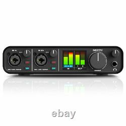 MOTU M2 2-Kanal USB Audio-Interface