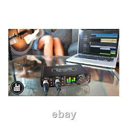 MOTU M4 Desktop 4x4 USB Type C Audio MIDI Interface
