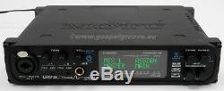 MOTU UltraLite MkIII Hybrid FireWire USB 2.0 AudioInterface Neuwertig + GARANTIE
