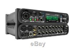 MOTU UltraLite-mk3 Hybrid FireWire800/USB2 Audio Interface with DSP and Mixing