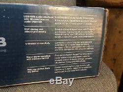 MOTU Ultralite AVB USB/AVB 18x18 Audio Interface with DSP Mixing Boxed