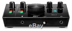 M-Audio AIR 1924 USB-Audio Interface 2-In/2-Out Crystal 24-Bit/192kHz Software
