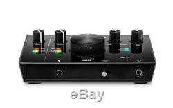 M-Audio AIR 192 4 Digital USB 24-bit Audio Interface with Ableton Software