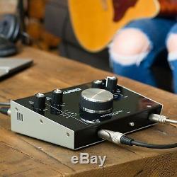 M-Audio M-Track 2X2 2-input/2-output USB Audio Interface FREE shipping Worldwide