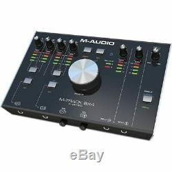 M-Audio M-Track C-Series 8x4M USB Audio Interface with Bundled Software NEW