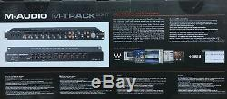 M-Audio -M Track Eight 8 Channel High-Resolution USB 2.0 Audio Interface 96kHz