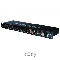 M-Audio M-Track Eight 8-Kanal USB 2.0 Audio Interface NEU