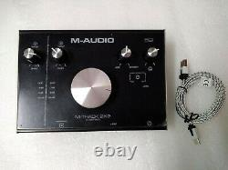 M-Audio M-track 2x2m USB Audio-interface