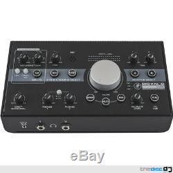 Mackie Big Knob Studio Monitor Controller USB Audio Interface