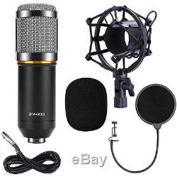 NEW MEGA Home recording studio bundle package M Audio Two MIC 8 Track Interface