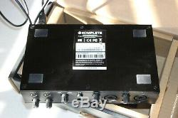 Native Instruments Komplete Audio 6 Mk2 USB Audio Interface as-is untested