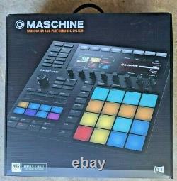 Native Instruments Maschine MK3 USB Audio/MIDI Interface