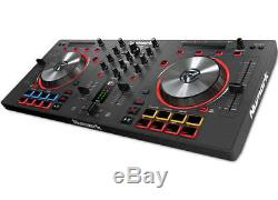 Numark Mixtrack 3 DJ Midi Controller USB Workstation 2 Kanal Audio Interface