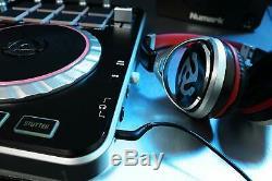 Numark Mixtrack Pro II USB DJ Controller Integrated Audio Interface Trigger Pads