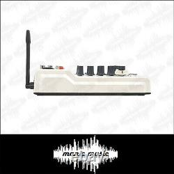 PA Mixer Console USB Audio Interface built-in Cordless microphone system effects