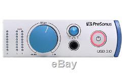 PRESONUS STUDIO 192 MOBILE 22x26 USB 3.0 Audio Interface Studio Command Center