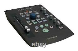 PRESONUS ioStation 24c 2x2 USB-C Audio Recording interface Production Controller