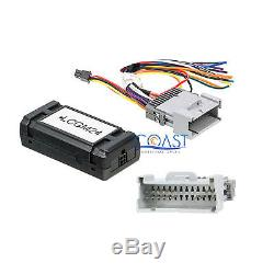 Planet Audio Car Stereo Dash Kit Interface Harness for 2000-up GM Chevrolet