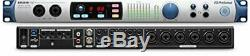PreSonus Studio 192 26x32 USB 3.0 Audio Interface Studio Command Center silber