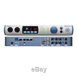 PreSonus Studio 192 Mobile 26x32 USB 3.0 Audio Interface