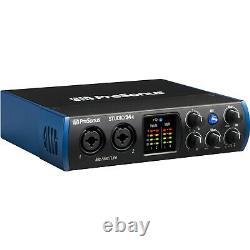 PreSonus Studio 24c USB-C Audio Interface